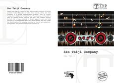 Bookcover of Seo Taiji Company