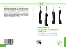 Telephone Numbers in Australia kitap kapağı