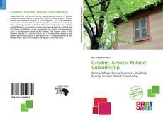 Grodno, Greater Poland Voivodeship kitap kapağı