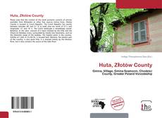 Bookcover of Huta, Złotów County