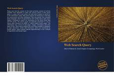 Bookcover of Web Search Query