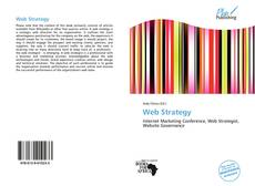 Bookcover of Web Strategy