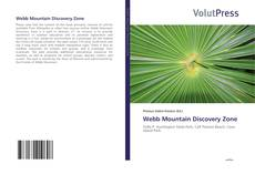 Webb Mountain Discovery Zone的封面