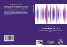 Buchcover von Webb Mountain Park