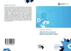 Webb Nunataks的封面