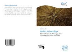 Webb, Mississippi的封面