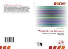 Bookcover of Webber Greens, Edmonton