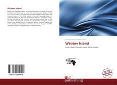Buchcover von Webber Island