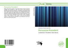 Bookcover of Persuasive Precedent