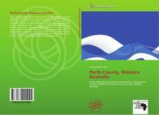 Bookcover of Perth County, Western Australia