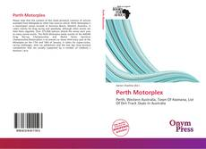 Bookcover of Perth Motorplex