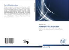 Bookcover of Perthshire Advertiser