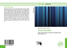 Capa do livro de Perth Thunder