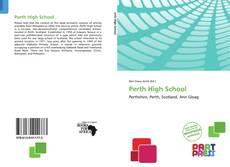 Bookcover of Perth High School