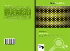 Bookcover of Perth River