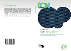 Bookcover of Perth Royal Show