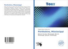 Perthshire, Mississippi的封面