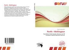 Bookcover of Perth—Wellington