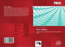 Bookcover of Peru, Maine