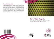 Bookcover of Peru, West Virginia