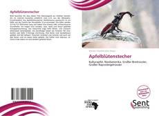 Buchcover von Apfelblütenstecher