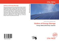 Capa do livro de Outline of Energy Storage