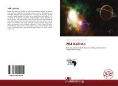 Bookcover of 204 Kallisto