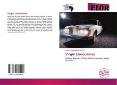 Portada del libro de Virgin Limousines