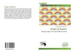 Bookcover of Virgin of Azahar
