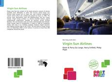 Обложка Virgin Sun Airlines