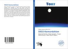 Capa do livro de 5933 Kemurdzhian