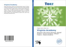 Bookcover of Virginia Academy