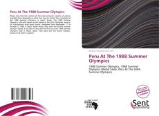 Capa do livro de Peru At The 1988 Summer Olympics