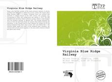 Buchcover von Virginia Blue Ridge Railway