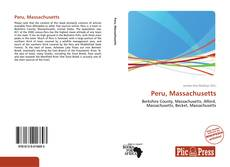 Bookcover of Peru, Massachusetts