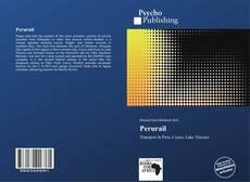 Capa do livro de Perurail