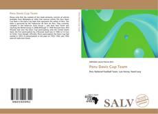 Bookcover of Peru Davis Cup Team