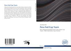 Copertina di Peru Fed Cup Team