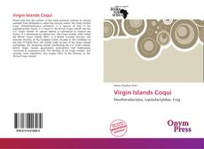 Capa do livro de Virgin Islands Coqui