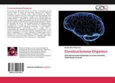 Capa do livro de Constructivismo Orgánico