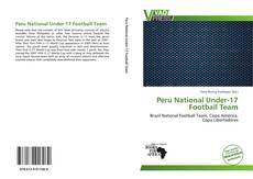 Buchcover von Peru National Under-17 Football Team