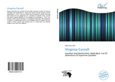 Virginia Carroll kitap kapağı