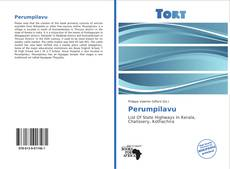 Обложка Perumpilavu