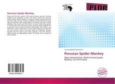 Peruvian Spider Monkey的封面
