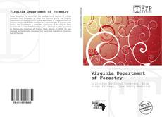 Portada del libro de Virginia Department of Forestry