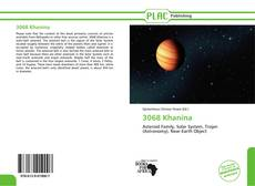 Bookcover of 3068 Khanina