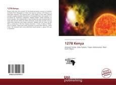 Buchcover von 1278 Kenya