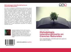 Portada del libro de Metodología interdisciplinaria en Ciencias Naturales