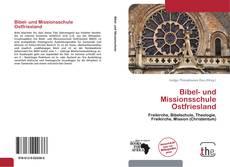Bookcover of Bibel- und Missionsschule Ostfriesland