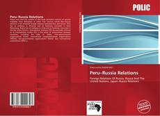 Bookcover of Peru–Russia Relations